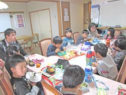 子ども英会話 冬期集中講座 西船橋校4