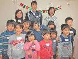 子ども英会話 冬期集中講座 西船橋校3