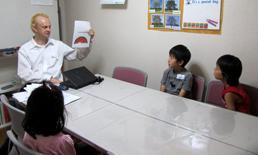 子供英会話 春期集中講座