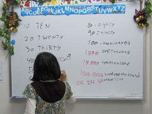 子供英会話短期集中講座