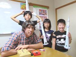 子供英会話ショートステイ(夏期集中講座)2015 西船橋校2