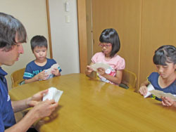 子供英会話ショートステイ(夏期集中講座)2015 西船橋校6