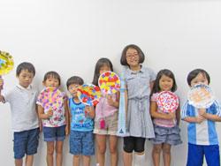 子供英会話ショートステイ(夏期集中講座)2015 JR津田沼校3