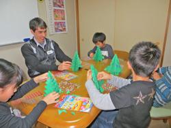 子ども英会話 冬期集中講座 西船橋校2
