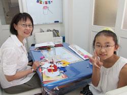 子供英会話短期集中講座 JR津田沼校