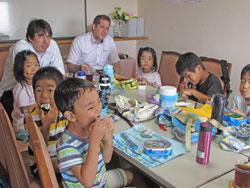 子供英会話短期集中講座 西船橋校