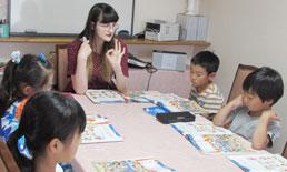 初めての小学校英語(春期集中講座)